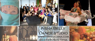 Belly Dance morning  Lessons for Beginners
