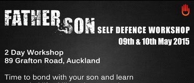 FAS (Father & Sons) Self Defence Workshop: CANCELLED