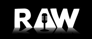 Raw Comedy Quest - Official Heats