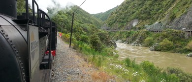 Pahiatua Railway Excursion thru Manawatu Gorge: POSTPONED