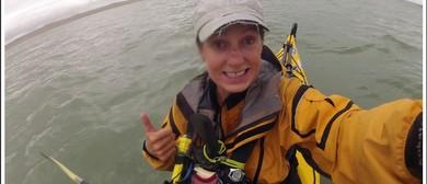 Paddle Journey with New Zealand's Best - Tara Mulvany
