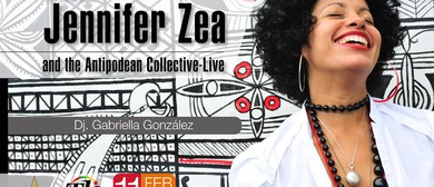 Jennifer Zea and The Antipodean Collective