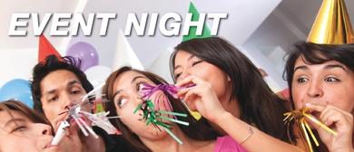 Jetts Event Night