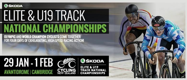 Skoda Elite & U19 Track National Championships