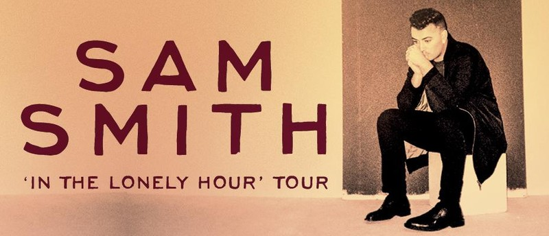 Sam Smith - Auckland - Eventfinda