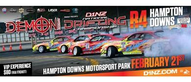 Demon Energy D1NZ Drifting Championship