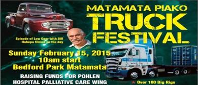 Matamata-Piako Truck Festival