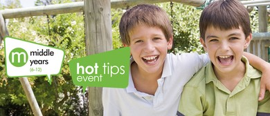 Hot Tips On Raising Happy, Confident and Resilient Children