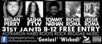 The Godfathers of Hard Roots Music