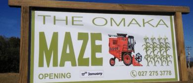 Omaka Maize Maze