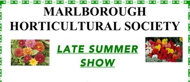 Marlborough Horticultural Society Late Summer Show