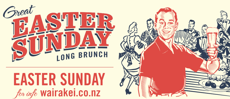 Great Easter Sunday Long Brunch