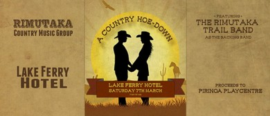 RCMG Country Hoedown
