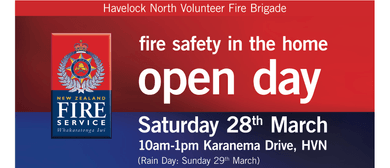 Volunteer Fire Brigade Open Day