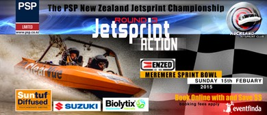 ENZED V8 Jetsprints Round 3