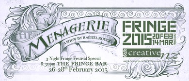 The Menagerie Fringe Festival 3 Night Special