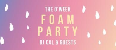 AuSM O'Week 2015: Foam Party