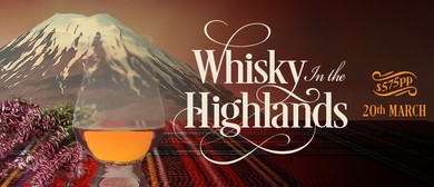 Whisky In The Highlands