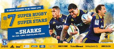 Highlanders vs Sharks
