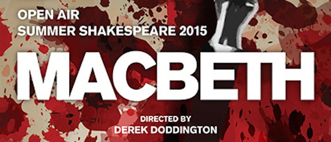 Summer Shakespeare presents Macbeth