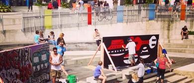 Get Up Urban Art Festival