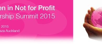 Women in Not for Profit Leadership Summit