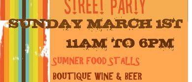 Sumner Rocks Village Street Party