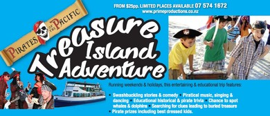 Pirates of the Pacific: 'Treasure Island Adventure' Cruise