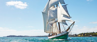 Gulf Experience Aboard Tall Ship Breeze