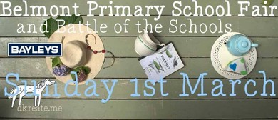 Belmont Primary School Fair and Battle of the Schools