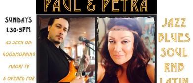 Paul and Petra