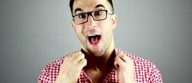 Te Atatu Comedy Night - Steve Wrigley (7 Days): CANCELLED