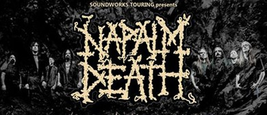 Napalm Death and Carcass