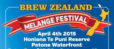 Brew Zealand Melange Festival