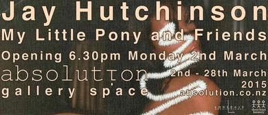 My Little Pony and Friends - Jay Hutchinson