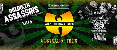 Wu-Nited,Drunken Assassins,Alkaholiks,Dtach,SolomonChilds,Zu