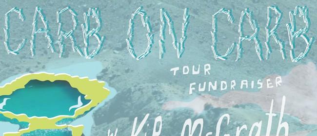 Carb on Carb Tour Fundraiser with Emily Edrosa + Kip McGrath
