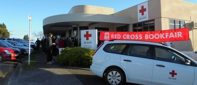 Red Cross Bookfair