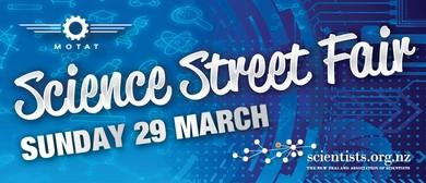 Science Street Fair