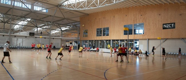 Try a New Sport - Korfball