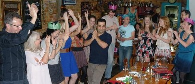 Greek Party Nights With the Sounds of Greece