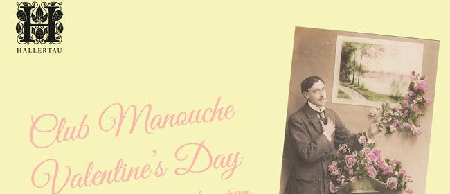Club Manouche - Valentine's Day