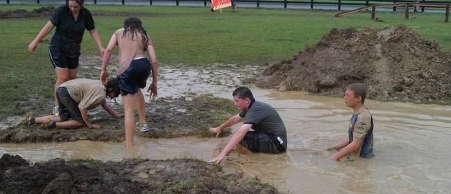 Scouting Pegasus Bay Zone Mud Slide Day