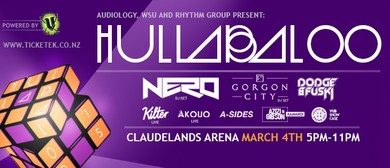 Hullabaloo Music Festival feat. Nero,Gorgon City, many more