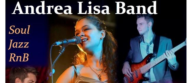 Andrea Lisa Band Concert