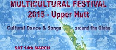 Upper Hutt Multicultural Festival