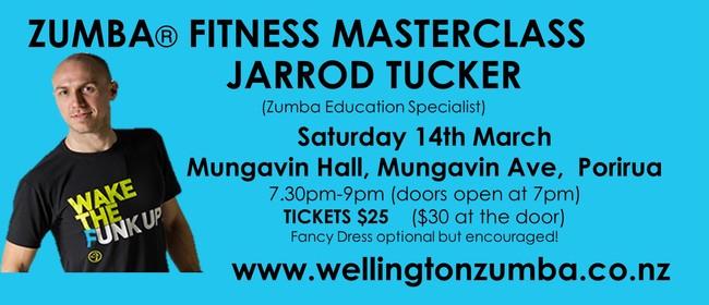 Zumba Fitness Masterclass with Jarrod Tucker (ZES)