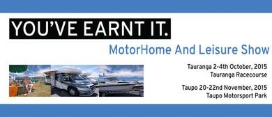 Taupo Motorhome & Leisure Show