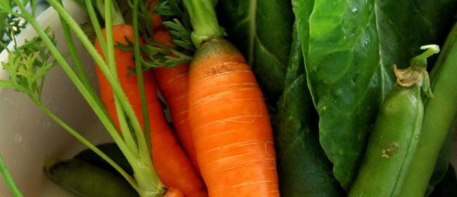 Winter Vegetable Gardening Workshop