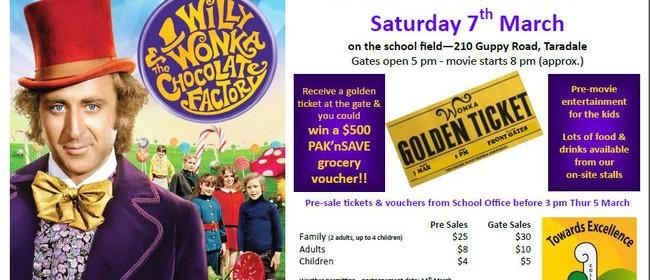 Arthur Miller School Family Movie Night